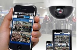 Videovigilancia con visión remota